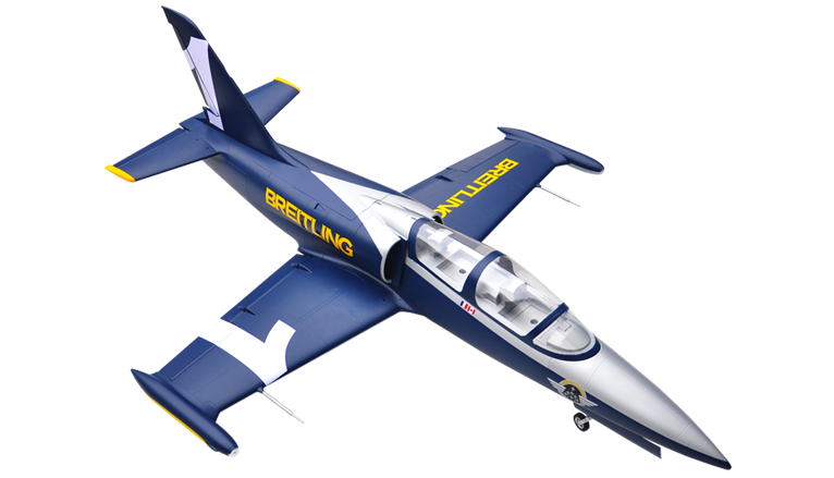 L-39 Foamy Turbine JET